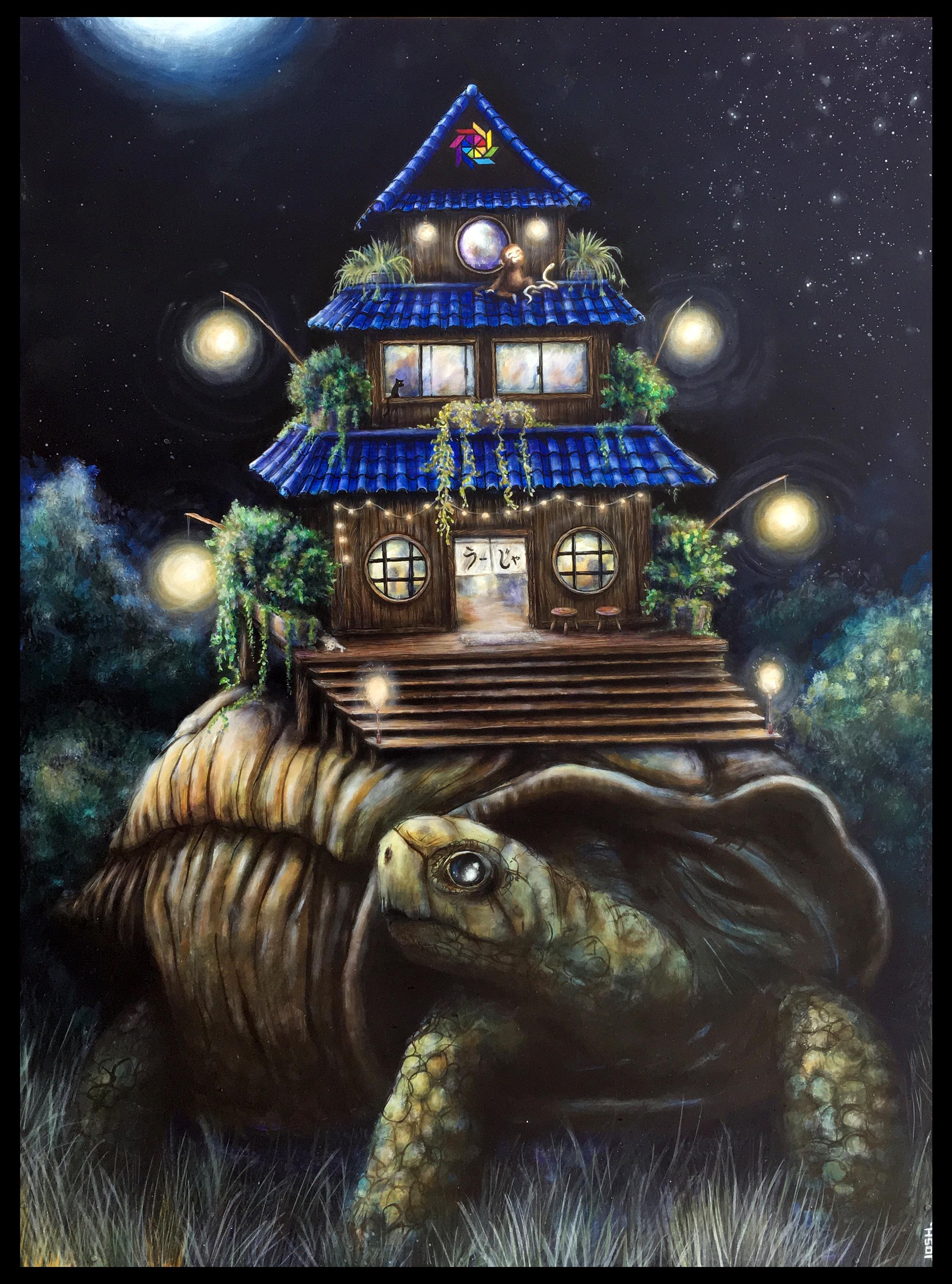 Life-Tortoise-Style